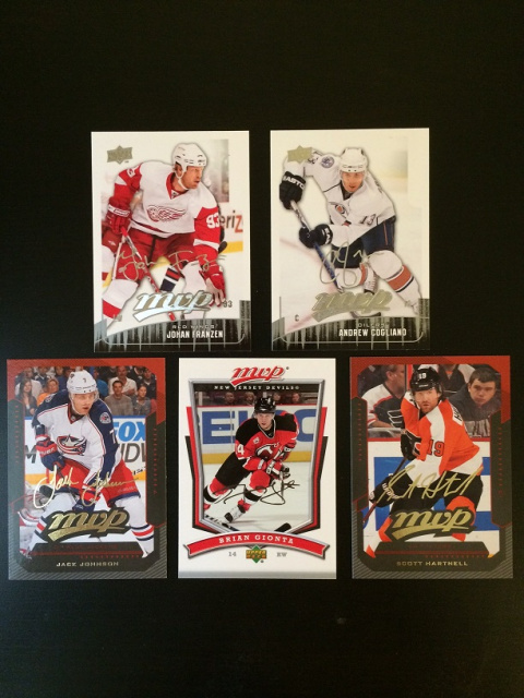 Hockey packs - Canada Day!